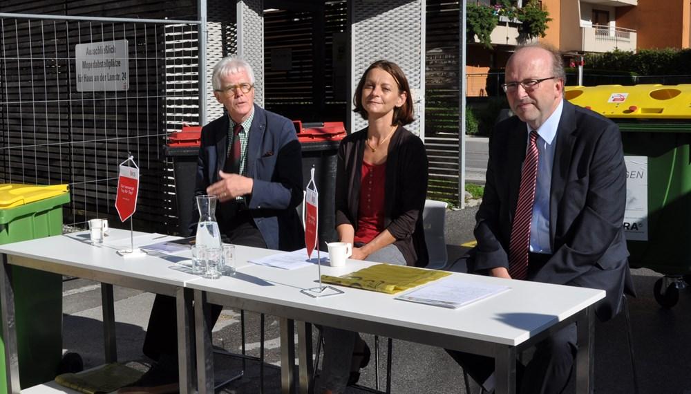 O Dorf Ab Montag Wird Der Abfall Neu Getrennt Innsbruck Informiert