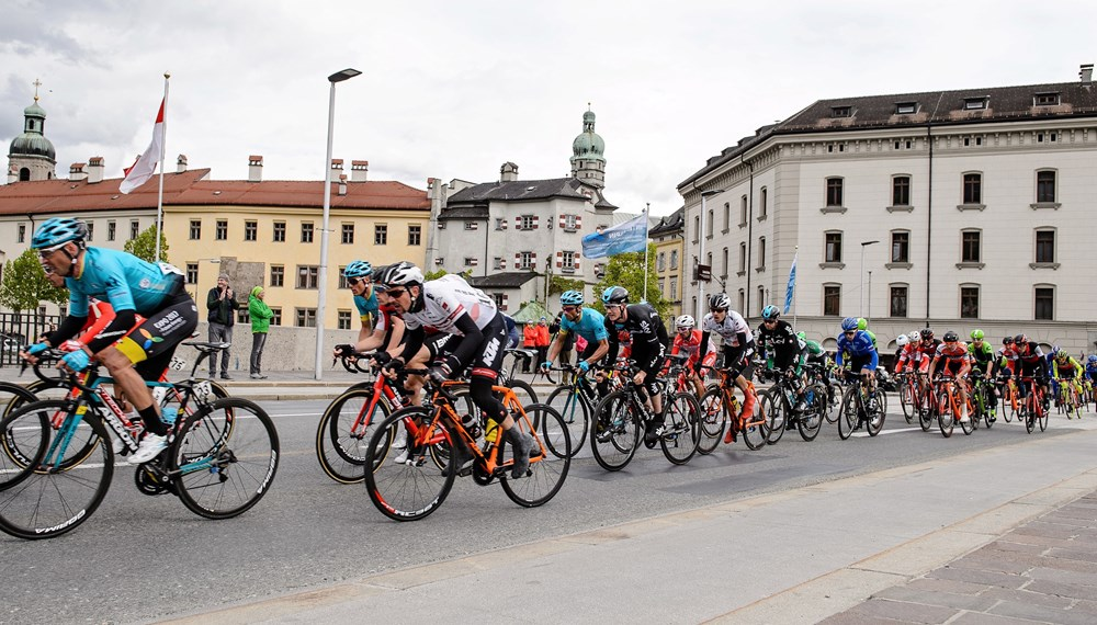 "Die ""Tour of the Alps"" zu Gast in Innsbruck"